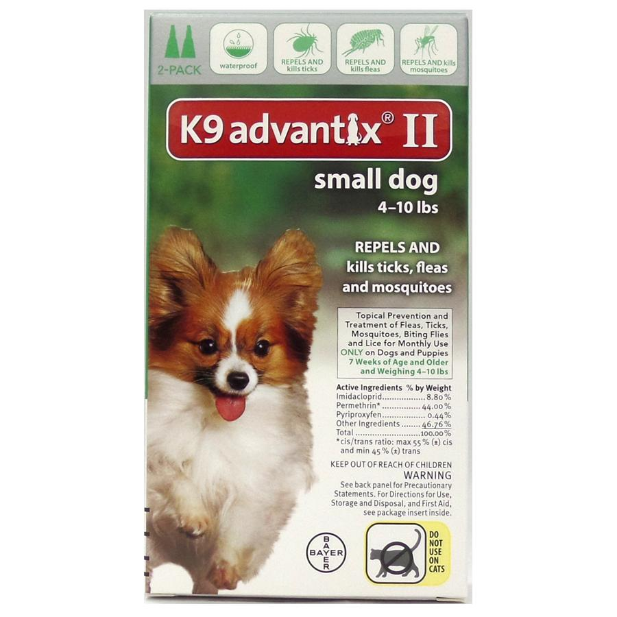 Advantix II 2 PK - Green