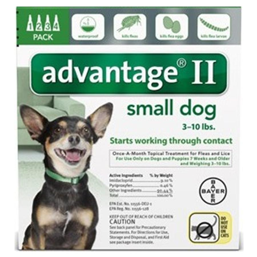 Advantage II 4PK - Green