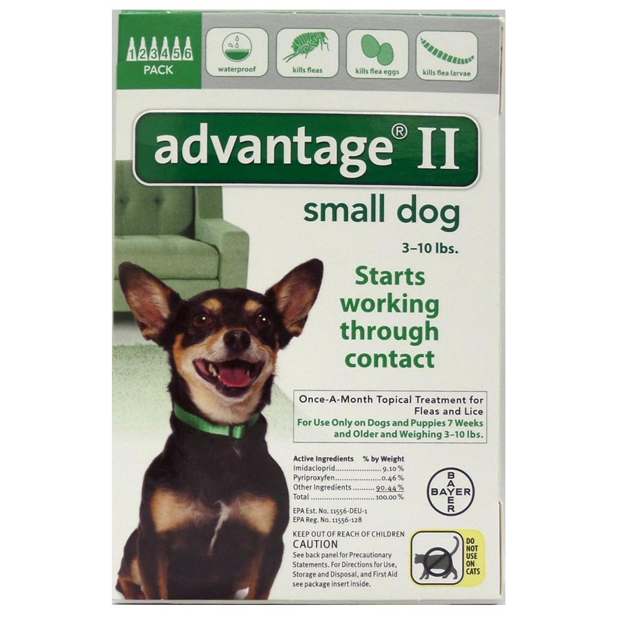 Advantage II 6PK - Green