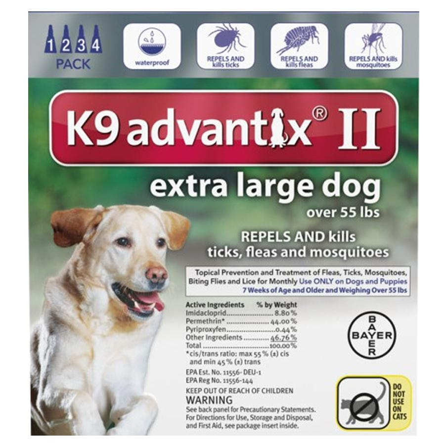 Advantix II 4PK - Blue