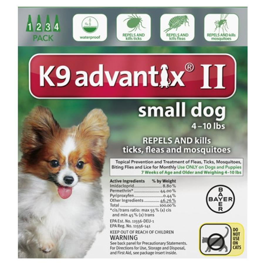 Advantix II 4PK - Green