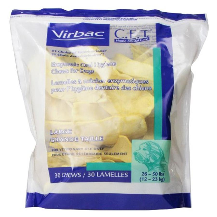 C.E.T. CHEWS - Dogs 26 to 50 Lbs.