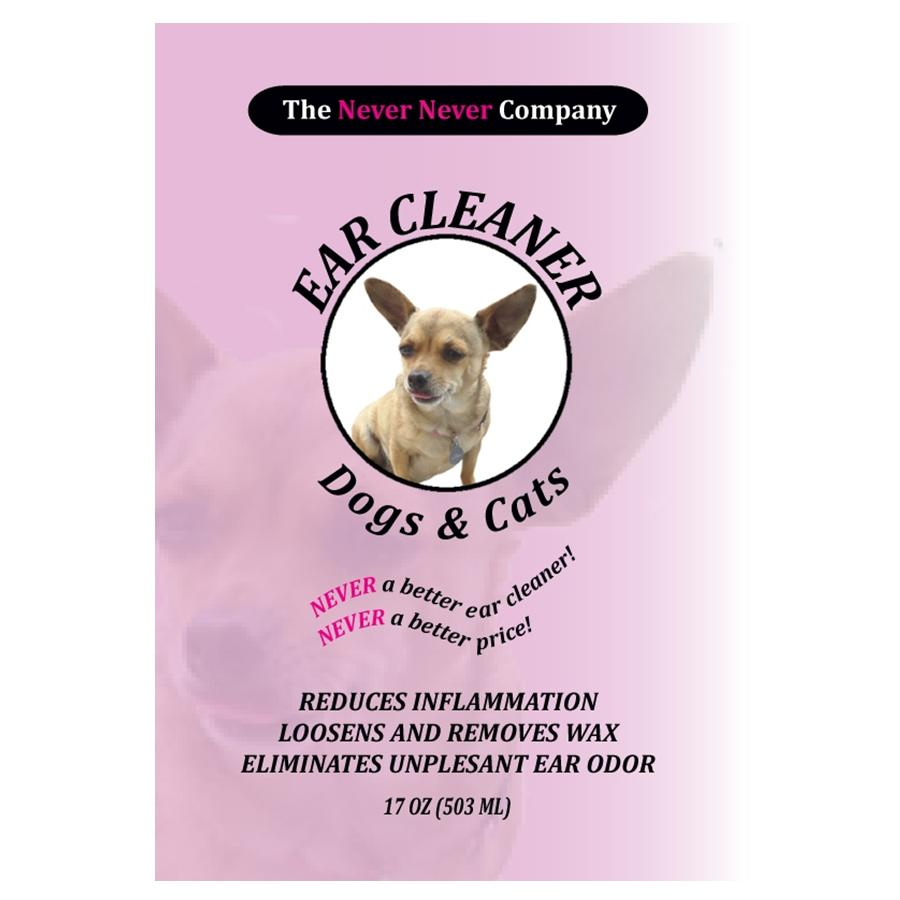 Natural Ear Wash For Dogs