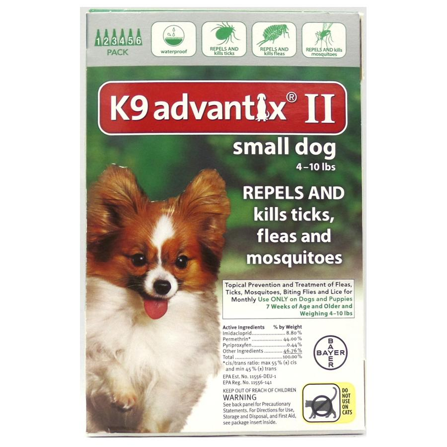Advantix II 6 PK - Green