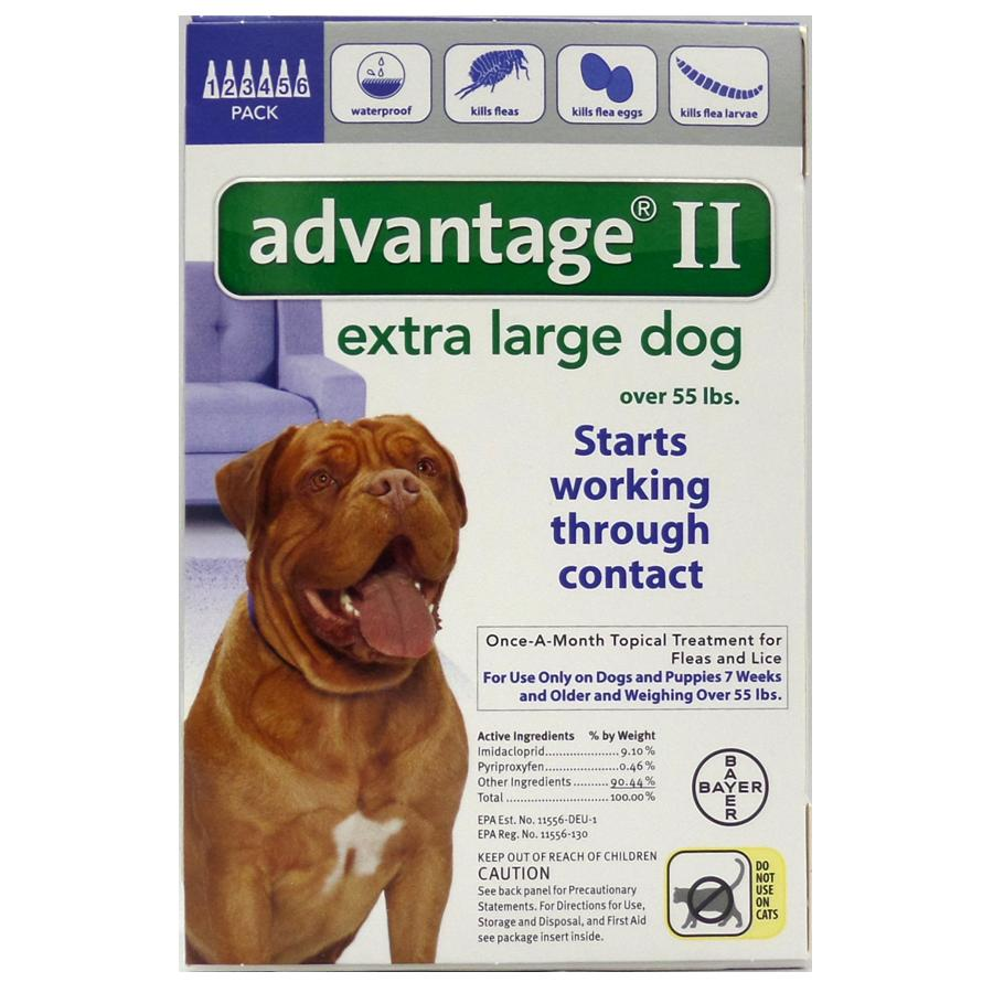 Advantage II 6PK - Blue