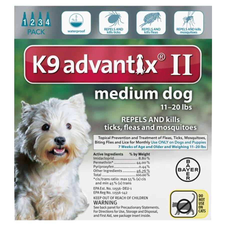 Advantix II 4PK - Teal